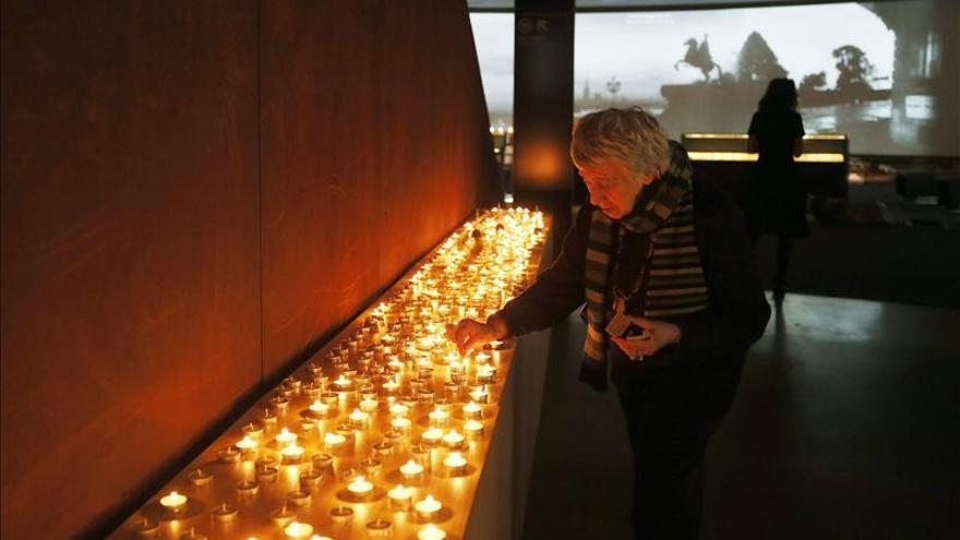 La UE pide no bajar la guardia ante el odio en la conmemoración del Holocausto
