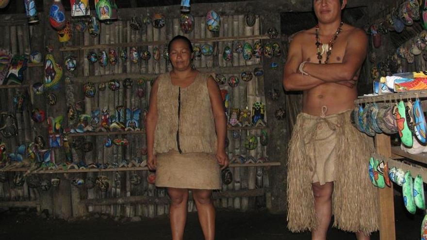 Indígenas de Costa Rica crean una agencia turística para compartir su cultura