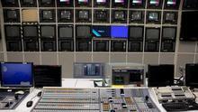Instalaciones de RTVV, alquiladas a la nueva Corporación, en Burjassot