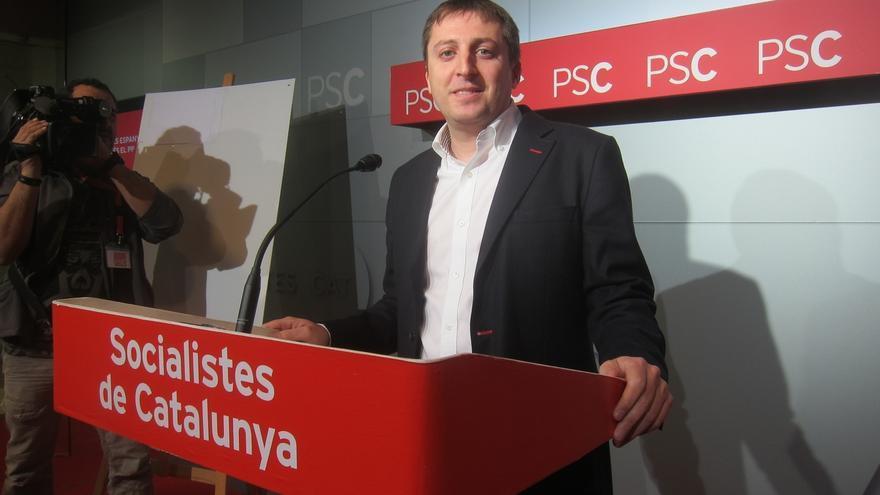 """El PSC lamenta la falta de un nuevo Govern: """"Los catalanes no merecen este espectáculo"""""""