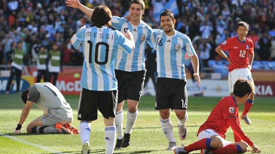 De la jornada del Mundial 2010 #8