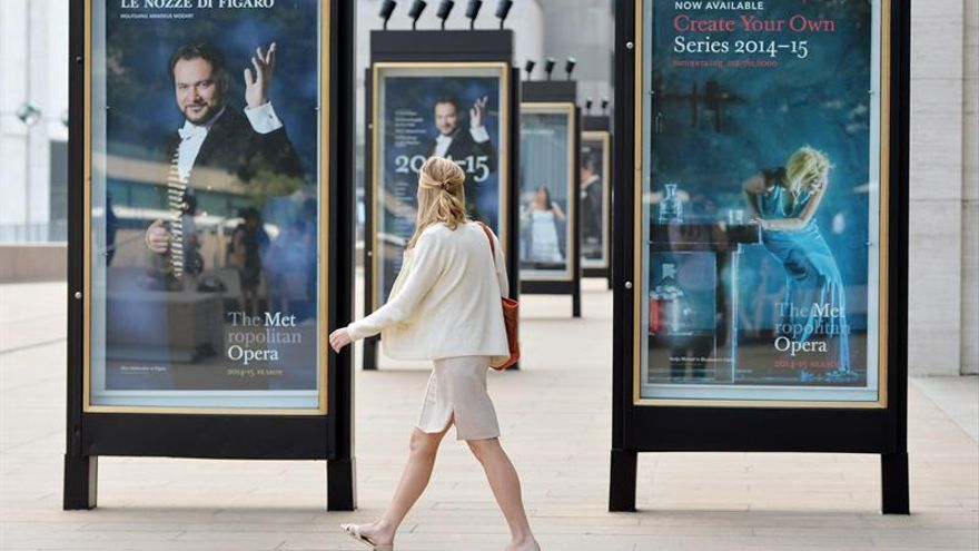 """La gala, que estará disponible en la página web de la Met Opera hasta mañana domingo, es parte de una campaña de recaudación de fondos llamada """"La voz debe ser escuchada"""", que busca apoyo financiero para la compañía artística y sus empleados de cara al futuro."""
