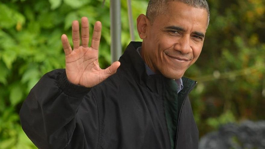 Obama aborda con el primer ministro iraquí la lucha contra el EI