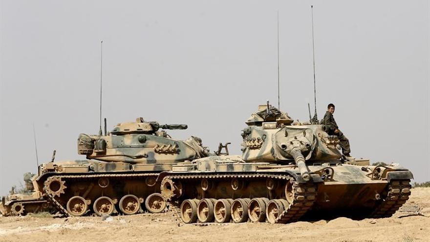Turquía envía 300 soldados de fuerzas especiales al norte de Siria