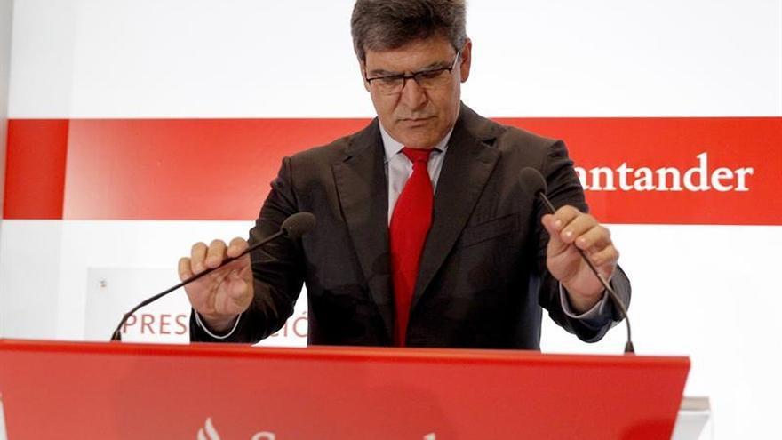 El Santander pide un Gobierno estable que tome medidas lo antes posible