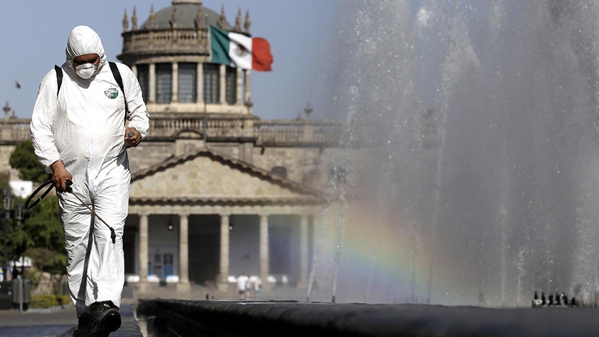 México aprobó la vacuna y pronto empezaría a vacunar