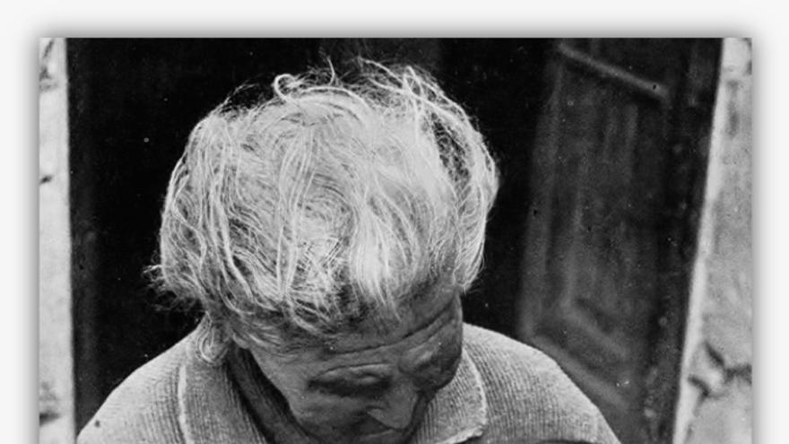 El hambre, y la práctica ausencia de recursos para vivir, fue el común denominador de muchas personas