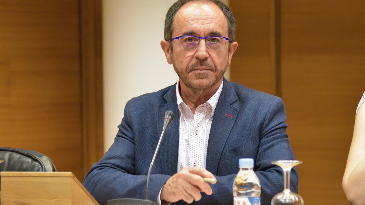 Andrés Perelló, embajador de España en la Unesco.
