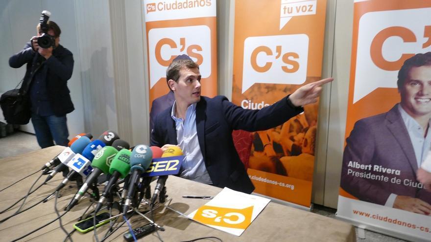 Rivera da plazo de una semana al candidato de C's al Congreso por León para que certifique sus estudios de grado