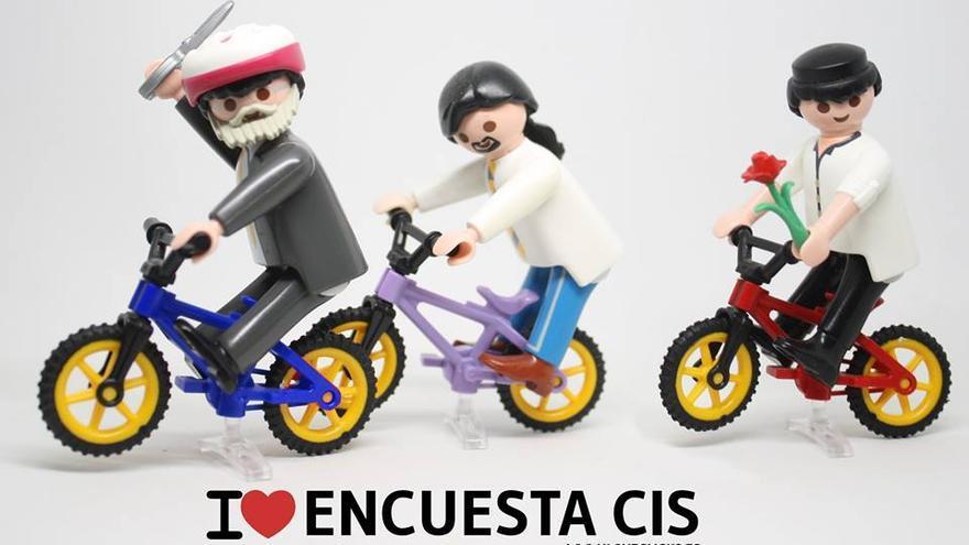 I love encuesta CIS