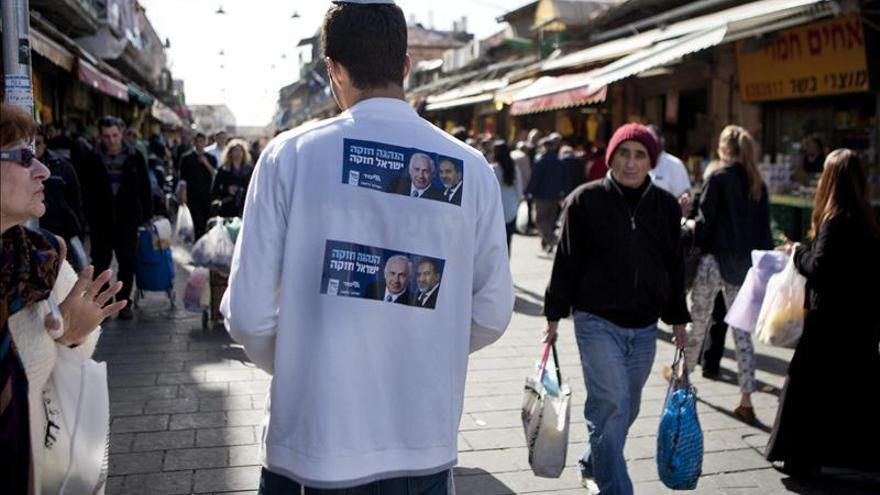 Netanyahu promete no evacuar colonias en la próxima legislatura si gana