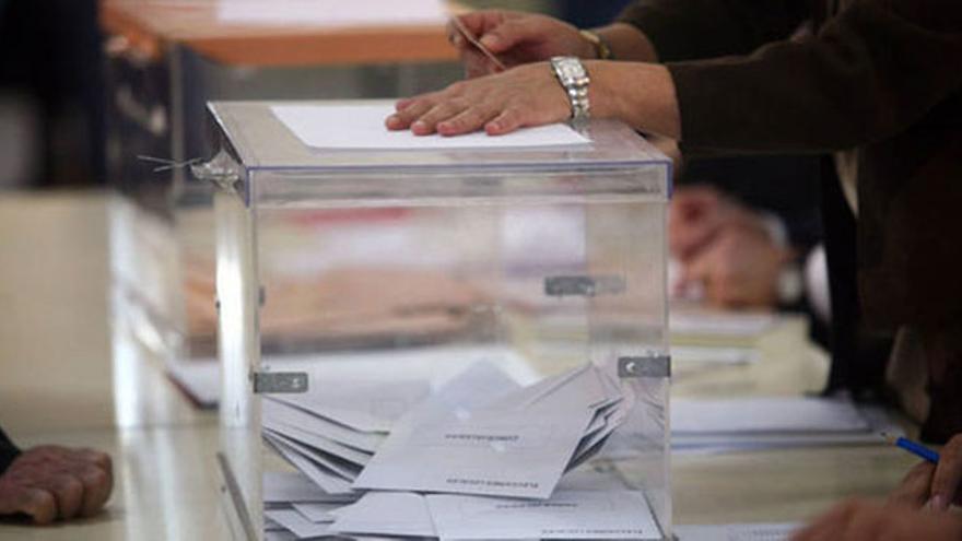Urna, votación