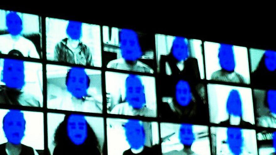 Un sistema de reconocimiento facial