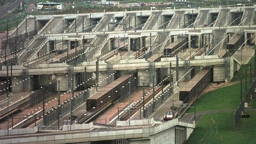 Eurotunnel ganó 60 millones de euros en el primer semestre, 29 millones más