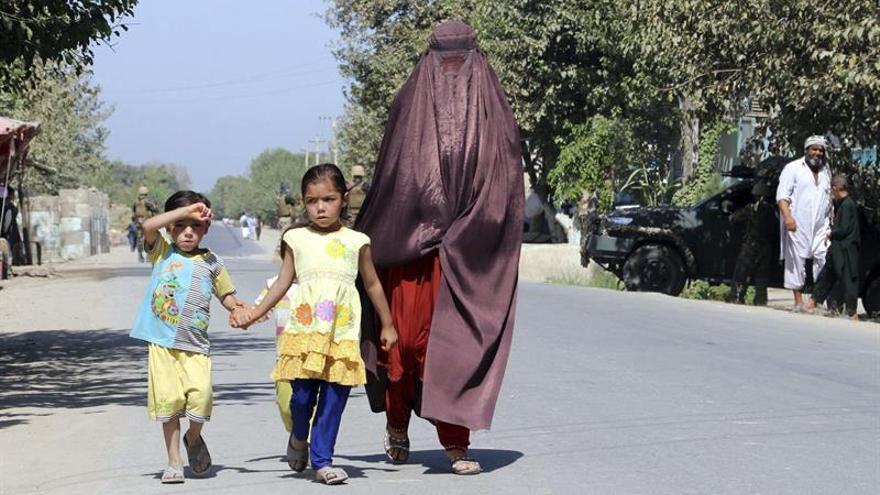 La ONU pide 150 millones de dólares más ante la crisis humanitaria en Afganistán