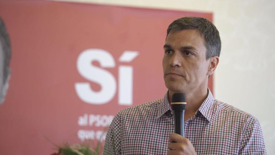 Pedro Sánchez replica a Pablo Iglesias que hace un año pudo quitar a Rajoy y ahora no haría falta moción de censura