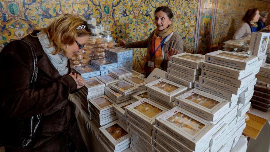 Los centenarios dulces conventuales, de la clausura al gran público