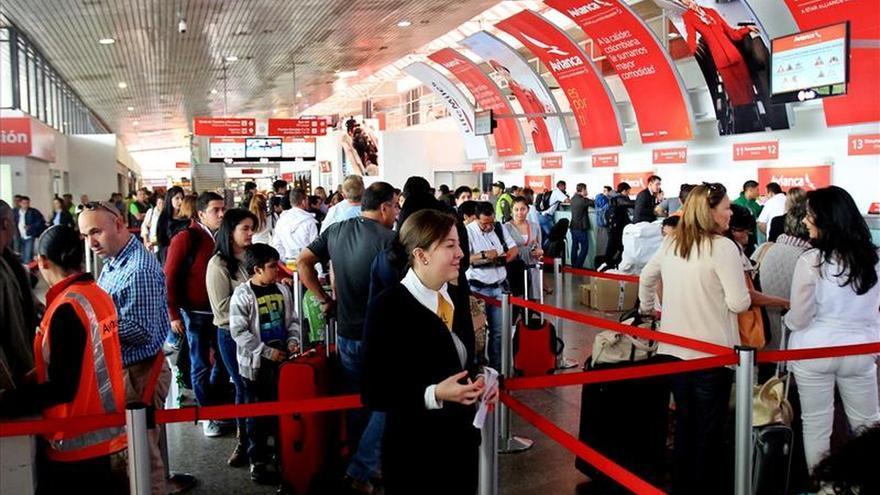 Avianca obtuvo una utilidad neta de 21,8 millones de dólares en el primer trimestre