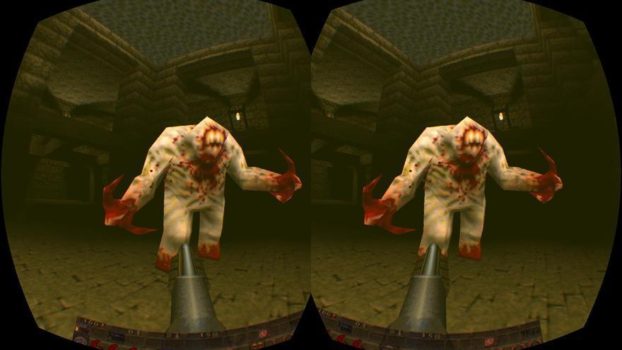 Quake Oculus Rift
