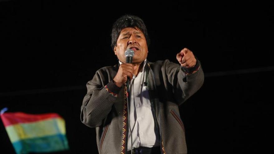 Evo Morales se juega la carta del diálogo en la peor crisis de su mandato
