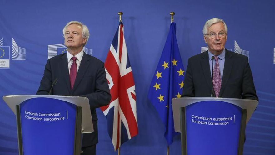 """Londres prevé una negociación difícil pero aspira a una asociación """"especial"""" con la UE"""