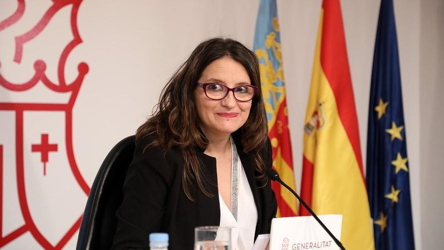 """Oltra muestra su preocupación por el registro policial a Europa Press y Diario de Mallorca """"propio de otros sistemas"""""""