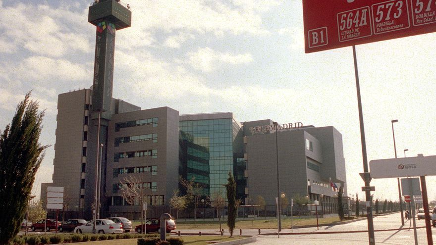 El TSJM anula la rebaja salarial del 5 por ciento al personal no directivo de Telemadrid