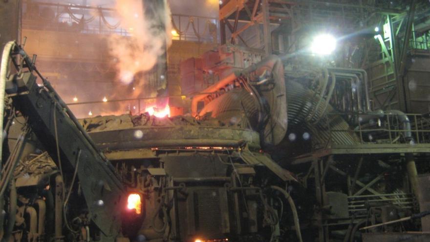 Grupo Gallardo, siderúrgica Balboa