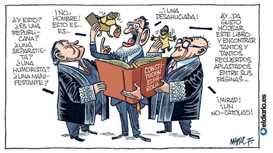 En la Constitución