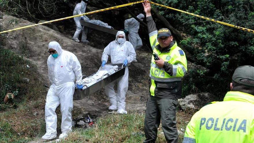 El terror en Bogotá vivía a unos 500 metros de su punto más turístico