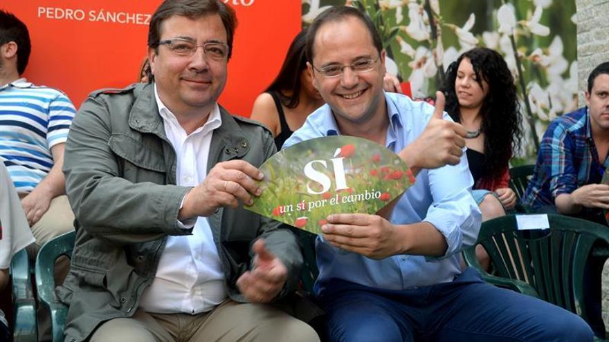 Luena insta a votar al PSOE contra el inmovilismo de Rajoy y la intransigencia de Iglesias