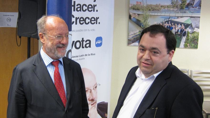 El excandidato de UPyD a la Junta de Castilla y León muestra su apoyo al PP y a León de la Riva