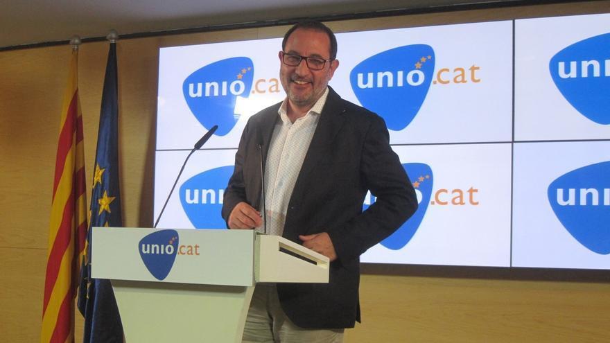 """Espadaler se abre a recomponer un catalanismo moderado con """"gente de CDC y PSC"""""""