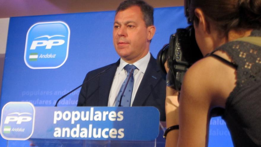 """PP-A abandona temporalmente el Pacto por Andalucía ante la aprobación de la Ley de Transparencia """"sin consultarle"""""""