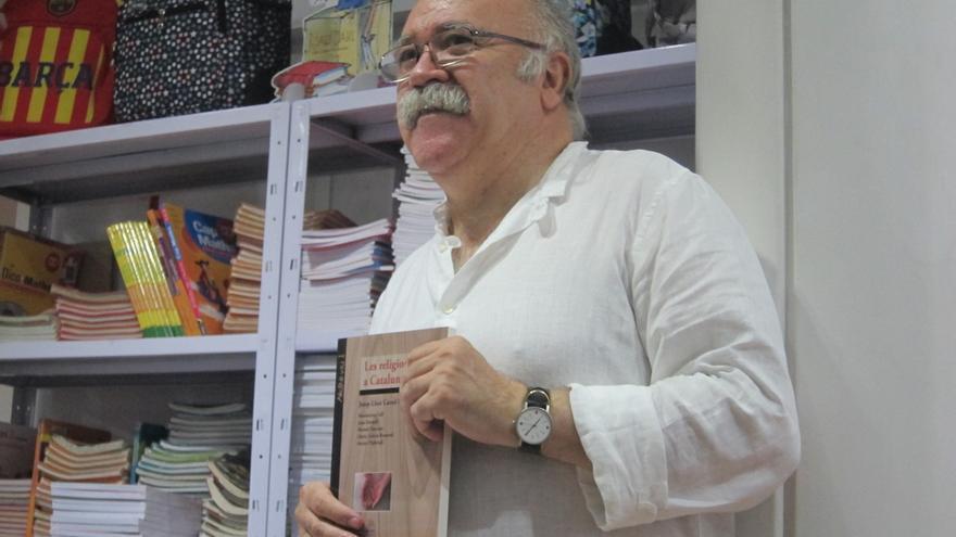 """Carod-Rovira pide a los partidos soberanistas que """"se pongan de acuerdo"""" para la independencia"""