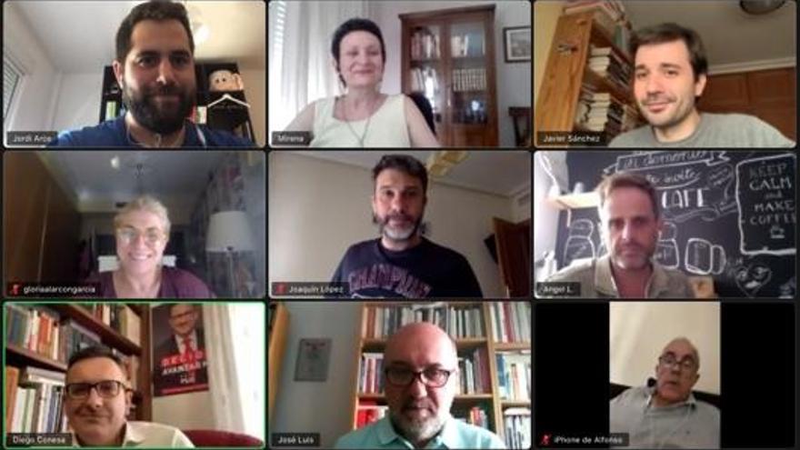 El PSOE y Unidas Podemos coinciden en que la deslealtad del Gobierno regional dificulta la aplicación de medidas sociales en la Región