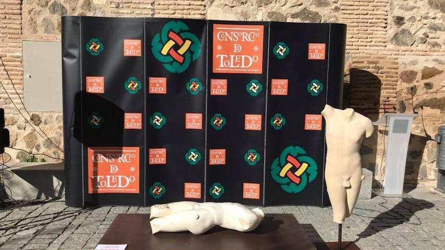 Efebo romano en Toledo