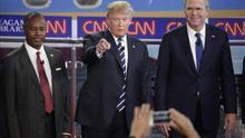 """El """"Club de la Lucha"""" que ha puesto patas arribas al Partido Republicano"""