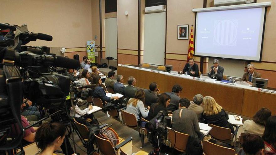 El enterovirus afecta ya a 48 niños en Cataluña y 21 están hospitalizados