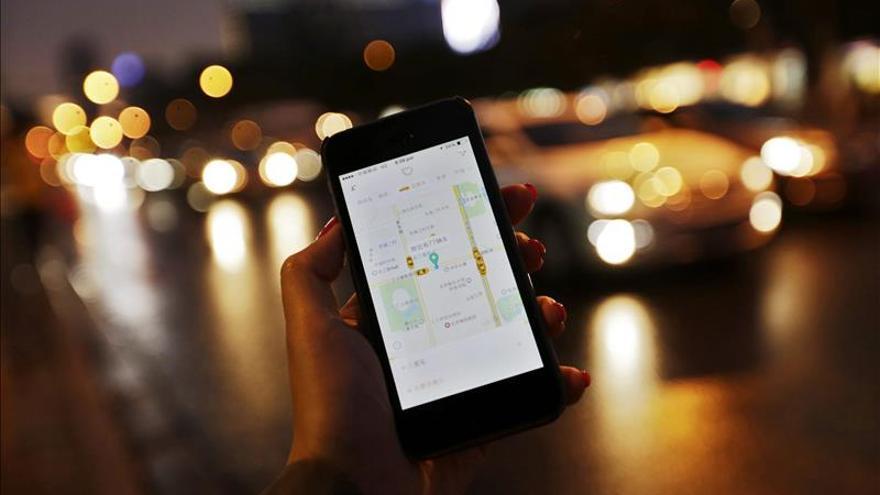El competidor chino de Uber logra licencia para operar legalmente en Shanghái