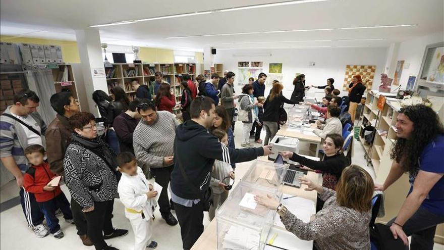 Las urnas ponen difícil a UPN repetir al frente del Gobierno foral