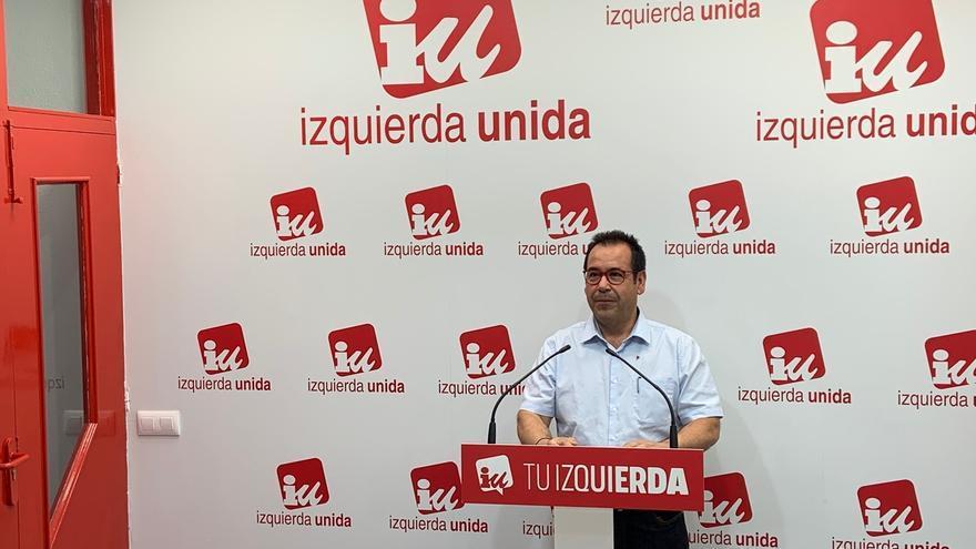 Juan Ramón Crespo, coordinador general de IU Castilla-La Mancha