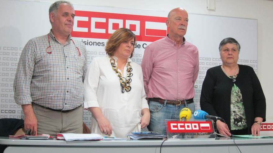 Sindicatos piden 10 técnicos y 11 encargados más para la gestión del agua en Cantabria y alertan de su externalización