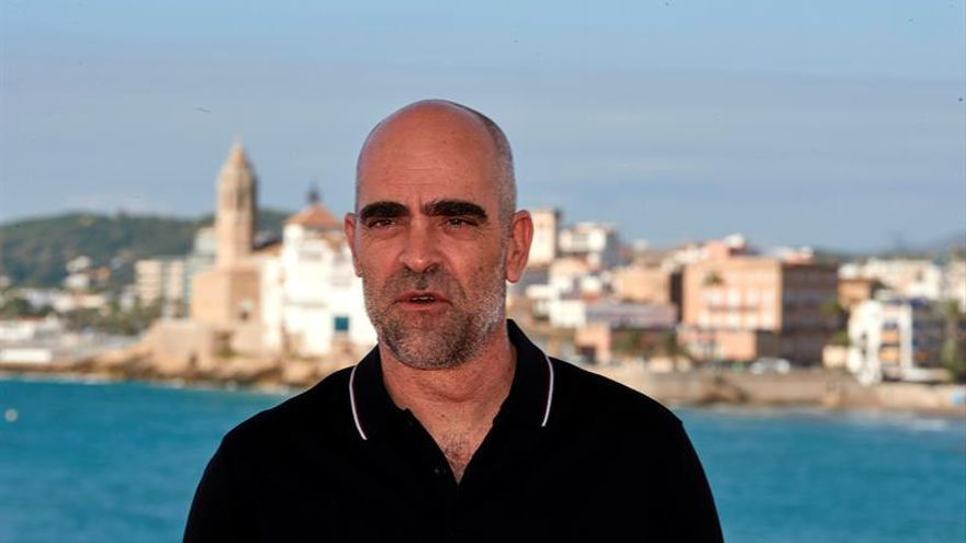 El actor Luis Tosar, premio Almería Tierra de Cine
