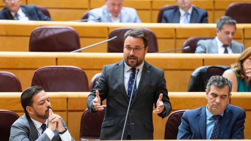 """Antona exige al Gobierno de Sánchez que """"de una vez por todas"""" escuche al sector turístico de Canarias"""
