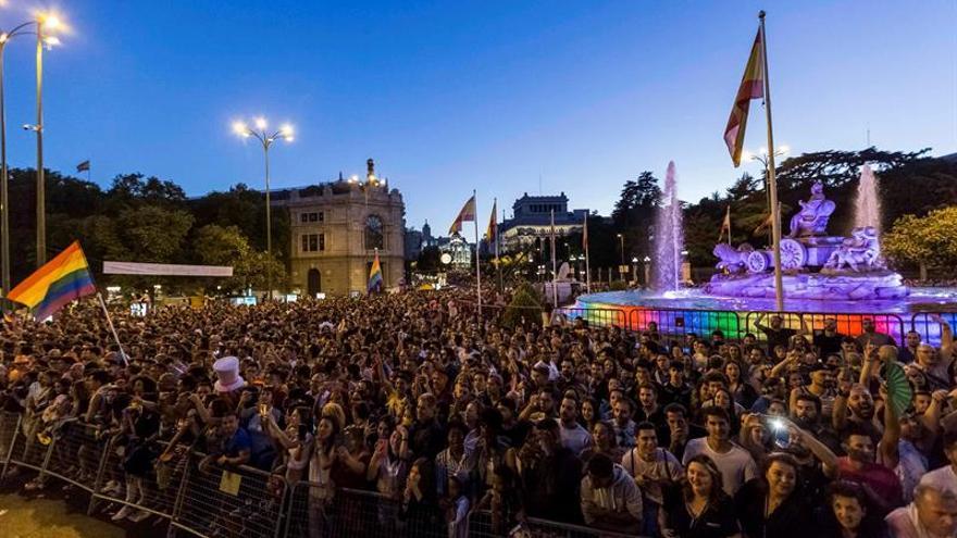 González Molina finaliza el rodaje de un documental sobre el World Pride