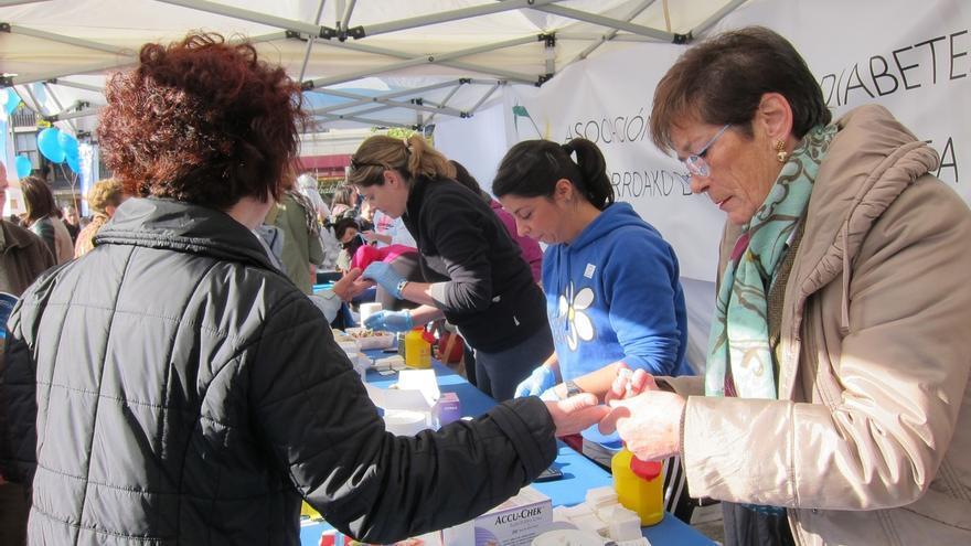 ANADI conmemora el Día Mundial de la Diabetes, enfermedad que afecta a 40.800 pacientes en Navarra