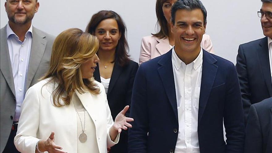 Sánchez y Díaz participarán el domingo en un acto electoral del PSOE en Jaén