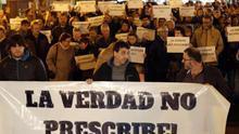 Protesta contra los abusos sexuales en Salesianos