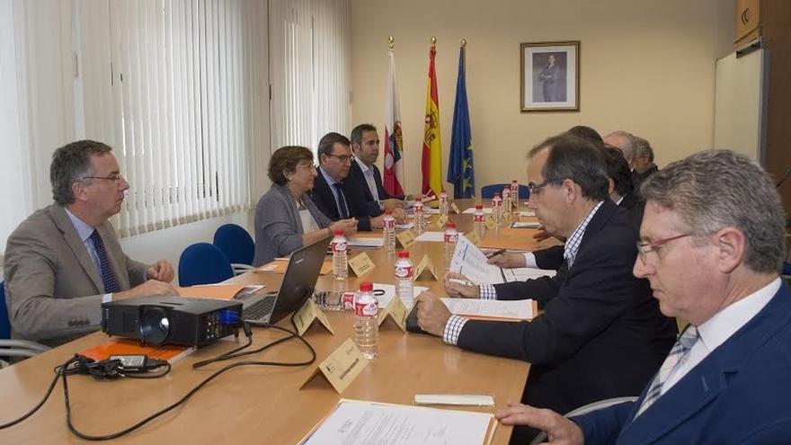 Piero Crespo, patrono electivo del Idival a propuesta del rector de la UC